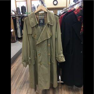 🔥Burberry Men's Trench Coat 52 Short